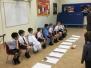 Reception assembly